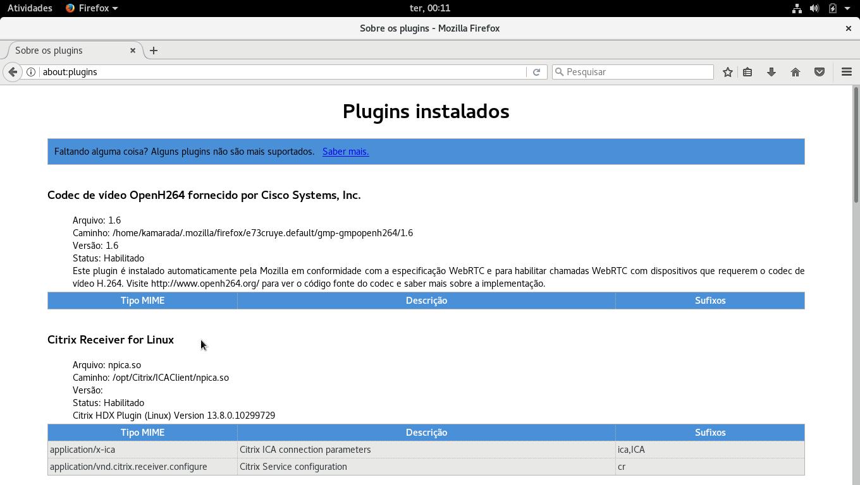 Citrix Receiver no Linux - Linux Kamarada