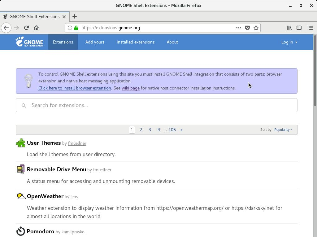 Monitor system resources with the GNOME System Monitor extension