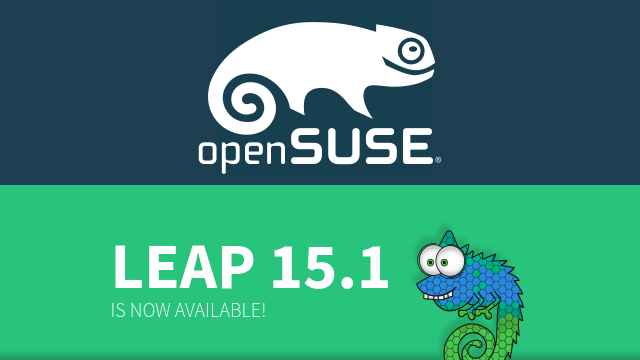 openSUSE Leap 15.1 is now available