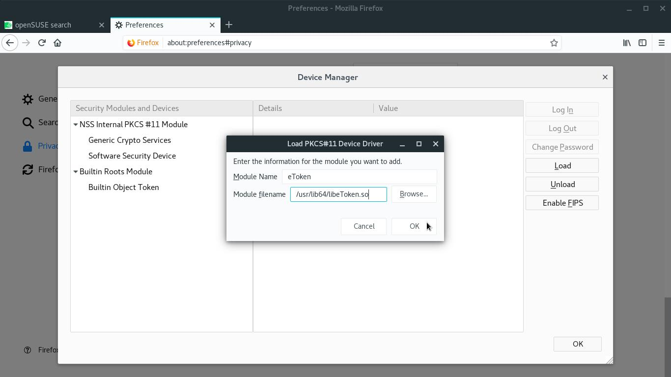 Using smart cards on openSUSE Linux - Linux Kamarada